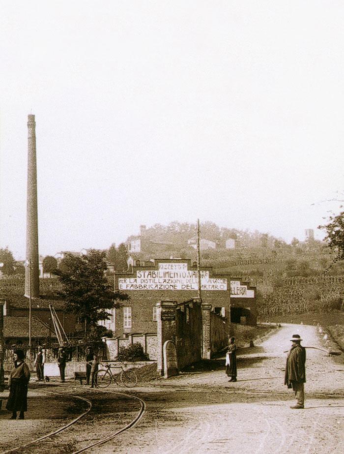 Prima-Romana Antica Distilleria di Altavilla